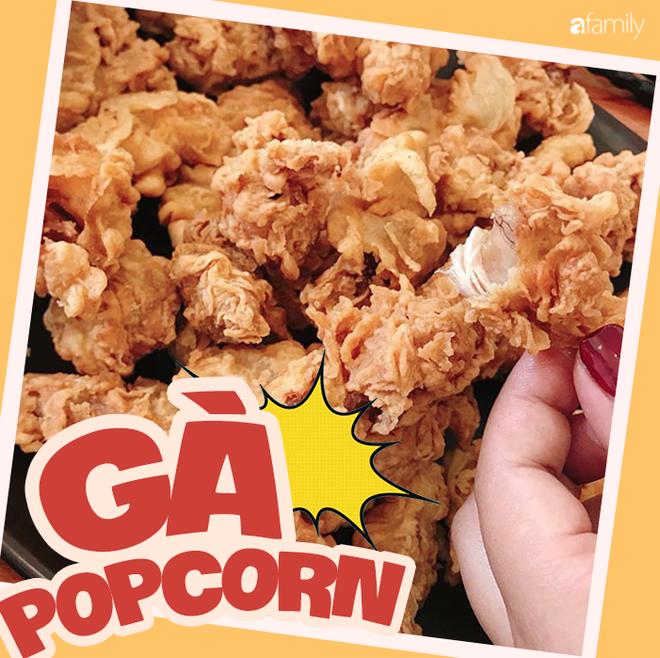 Cô gái 9X chia sẻ công thức làm gà popcorn tuyệt đỉnh hút 16 ngàn lượt like share MXH - Ảnh 6.