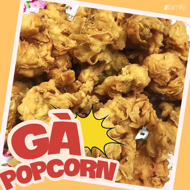 Cô gái 9X chia sẻ công thức làm gà popcorn tuyệt đỉnh hút 16 ngàn lượt like share MXH - Ảnh 3.