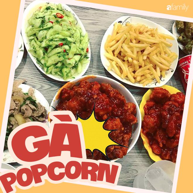 Cô gái 9X chia sẻ công thức làm gà popcorn tuyệt đỉnh hút 16 ngàn lượt like share MXH - Ảnh 5.