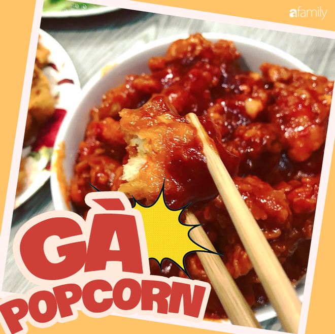 Cô gái 9X chia sẻ công thức làm gà popcorn tuyệt đỉnh hút 16 ngàn lượt like share MXH - Ảnh 7.