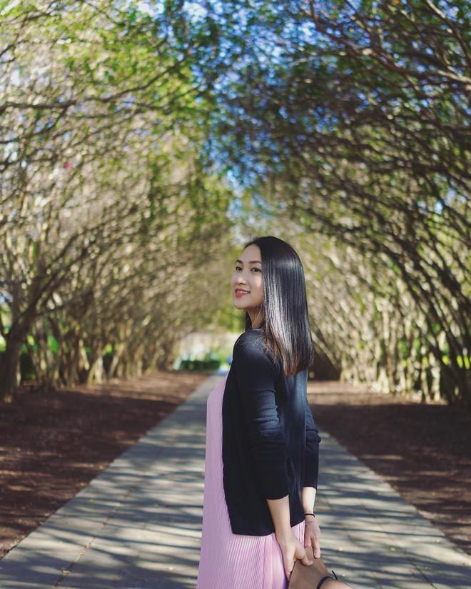 6 cô vợ vừa xinh vừa giỏi của sao Việt: Người là nữ thạc sĩ giàu tri thức, người là DJ nóng bỏng bao người mê - Ảnh 5.