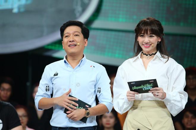 Trường Giang thẳng thừng chê Hari Won: Không ai dám mời Hari làm MC - Ảnh 1.