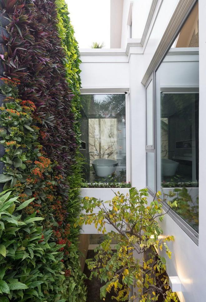 Ngôi nhà mọi không gian đều xanh, sạch, đẹp đến đáng ước ao ở khu đô thị đắt đỏ nhất nhì Hà Nội - Ảnh 8.