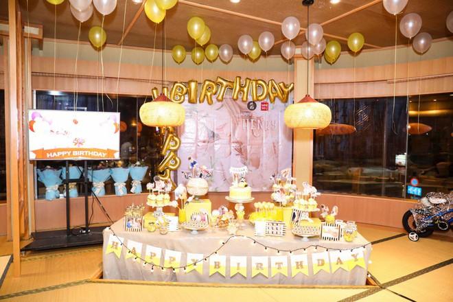 Thu Thủy xúc động hát tặng cho con trai cưng trong ngày sinh nhật lên 3 - Ảnh 6.