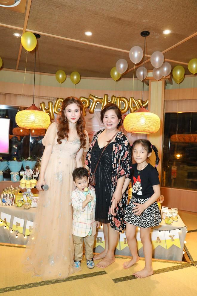 Thu Thủy xúc động hát tặng cho con trai cưng trong ngày sinh nhật lên 3 - Ảnh 5.