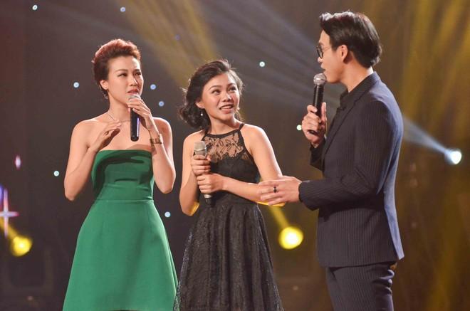 Hoàng Oanh hốt hoảng bảo vệ cô gái 17 tuổi bị thả thính trên truyền hình - Ảnh 4.