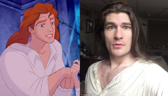 Giảm 30kg, cắt sạch râu, chàng trai trẻ giờ đẹp như hoàng tử Disney khiến nhiều cô nàng tiếc hùi hụi - Ảnh 2.
