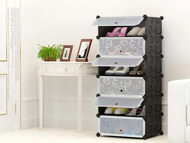 4 mẫu tủ lưu trữ tiện ích cho 4 không gian khác nhau giúp nhà luôn gọn đẹp - Ảnh 1.