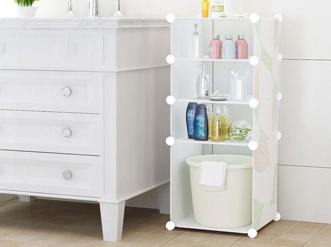 4 mẫu tủ lưu trữ tiện ích cho 4 không gian khác nhau giúp nhà luôn gọn đẹp - Ảnh 11.
