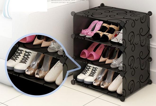 4 mẫu tủ lưu trữ tiện ích cho 4 không gian khác nhau giúp nhà luôn gọn đẹp - Ảnh 4.