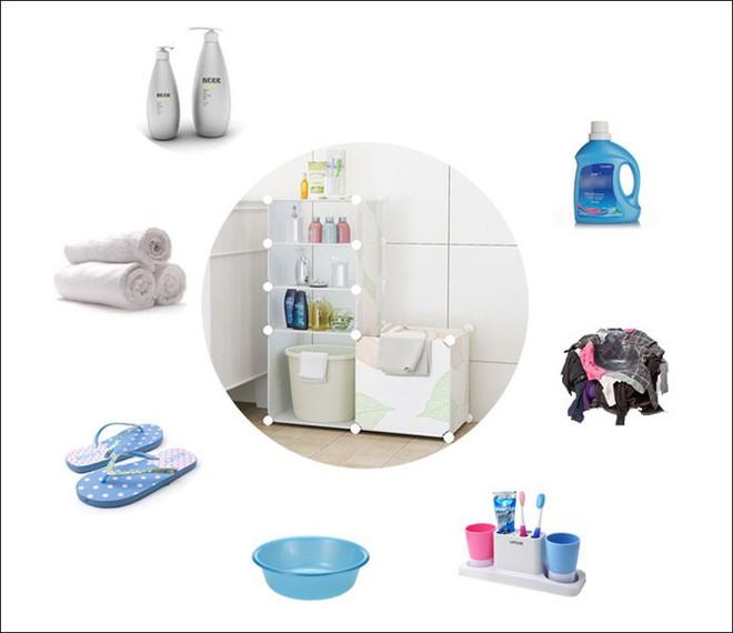 4 mẫu tủ lưu trữ tiện ích cho 4 không gian khác nhau giúp nhà luôn gọn đẹp - Ảnh 9.