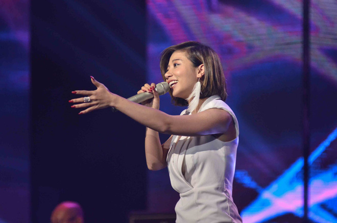 Hoàng Oanh hốt hoảng bảo vệ cô gái 17 tuổi bị thả thính trên truyền hình - Ảnh 8.