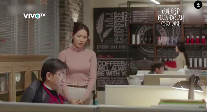 Yêu trai trẻ sáng láng như Joon Hee mà chị đẹp Jin Ah cứ mãi xuề xòa từ trang phục đến đầu tóc thế này kể cũng thấy lo lo - Ảnh 12.