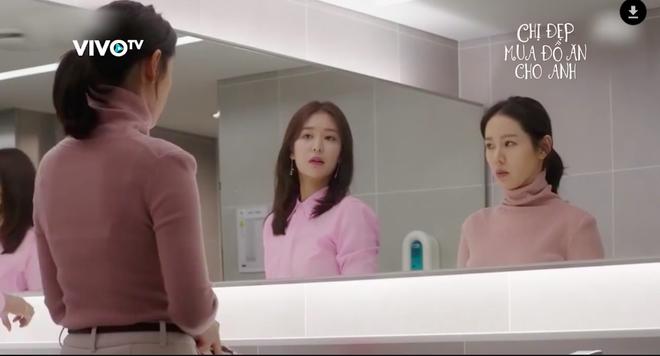 Yêu trai trẻ sáng láng như Joon Hee mà chị đẹp Jin Ah cứ mãi xuề xòa từ trang phục đến đầu tóc thế này kể cũng thấy lo lo - Ảnh 13.