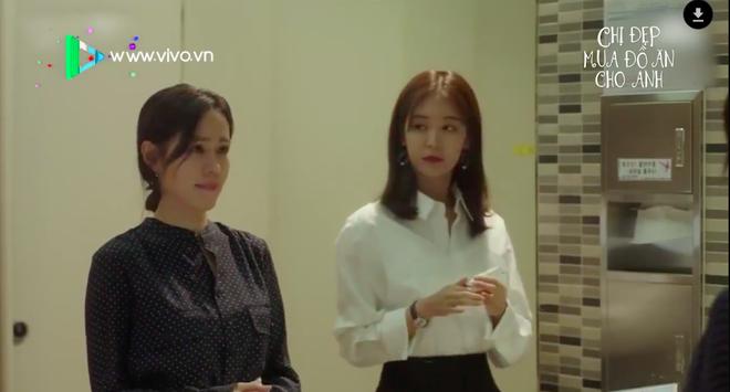 Yêu trai trẻ sáng láng như Joon Hee mà chị đẹp Jin Ah cứ mãi xuề xòa từ trang phục đến đầu tóc thế này kể cũng thấy lo lo - Ảnh 15.