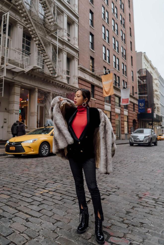 Nàng công sở nên ứng dụng ngay 15 cách diện đồ thú vị đến từ street style châu Á tuần này - Ảnh 4.