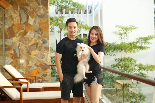 Sau 1 năm kết hôn với bao sóng gió thị phi, vợ thứ 2 của MC Thành Trung ngày càng xinh đẹp, sang chảnh - Ảnh 4.