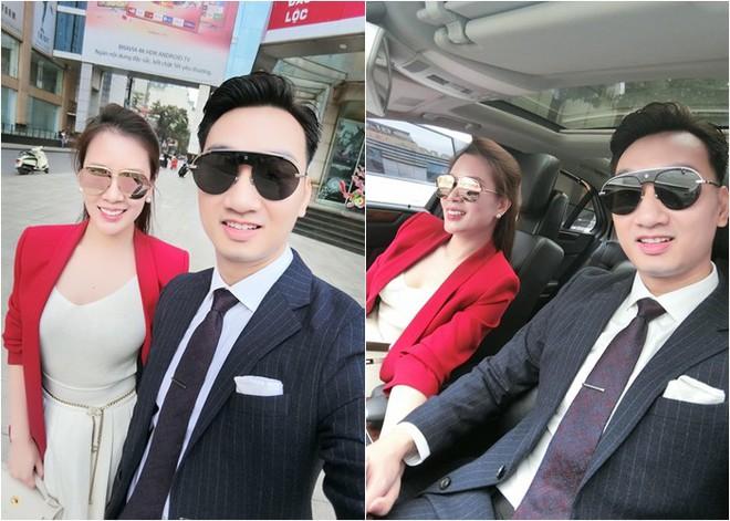 Sau 1 năm kết hôn với bao sóng gió thị phi, vợ thứ 2 của MC Thành Trung ngày càng xinh đẹp, sang chảnh - Ảnh 14.