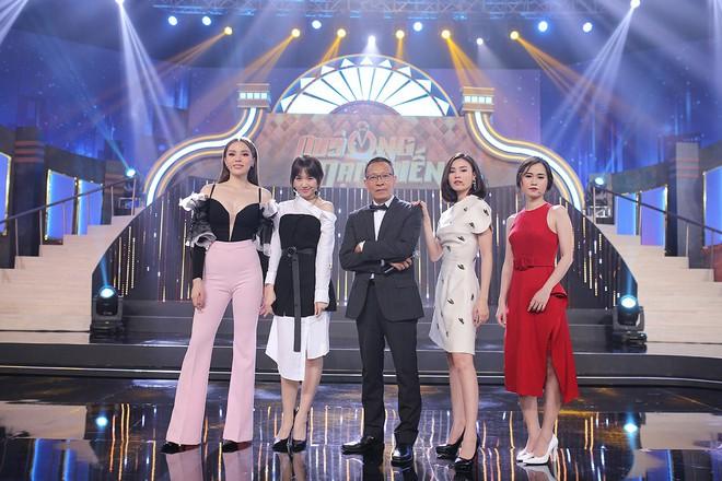 Hoa hậu Kỳ Duyên tập làm chị Nguyệt, thả thính trai đẹp công khai - Ảnh 2.