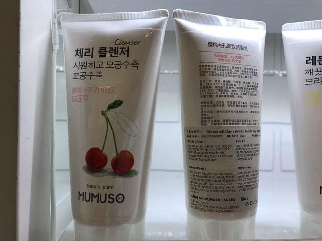 Hiệp hội doanh nghiệp Hàn Quốc yêu cầu kiểm tra Mumuso Việt Nam - Ảnh 2.