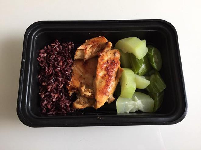 20 thực đơn giảm cân có gạo lứt theo chế độ ăn Eat Clean giúp bạn có được bụng phẳng, tự tin chào hè - Ảnh 4.