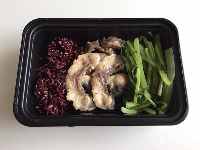 20 thực đơn giảm cân có gạo lứt theo chế độ ăn Eat Clean giúp bạn có được bụng phẳng, tự tin chào hè - Ảnh 13.