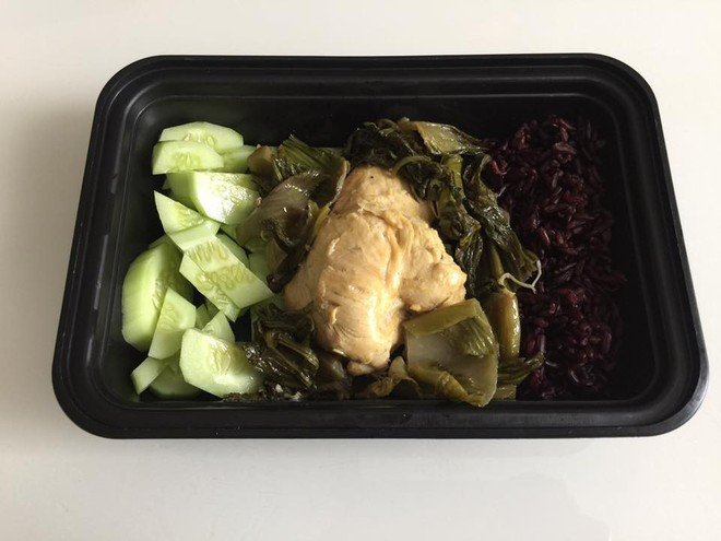 20 thực đơn giảm cân có gạo lứt theo chế độ ăn Eat Clean giúp bạn có được bụng phẳng, tự tin chào hè - Ảnh 14.