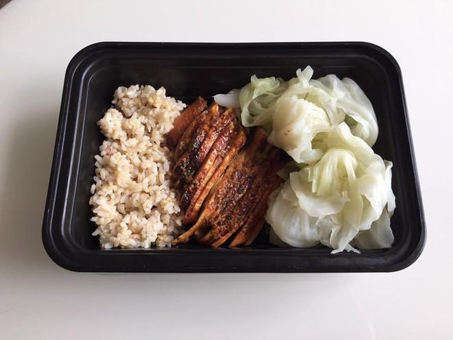 20 thực đơn giảm cân có gạo lứt theo chế độ ăn Eat Clean giúp bạn có được bụng phẳng, tự tin chào hè - Ảnh 15.