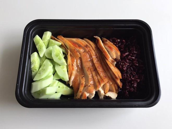 20 thực đơn giảm cân có gạo lứt theo chế độ ăn Eat Clean giúp bạn có được bụng phẳng, tự tin chào hè - Ảnh 16.