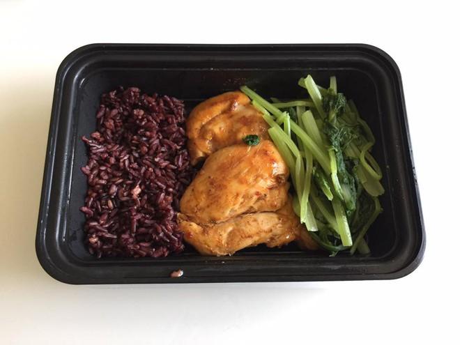 20 thực đơn giảm cân có gạo lứt theo chế độ ăn Eat Clean giúp bạn có được bụng phẳng, tự tin chào hè - Ảnh 18.