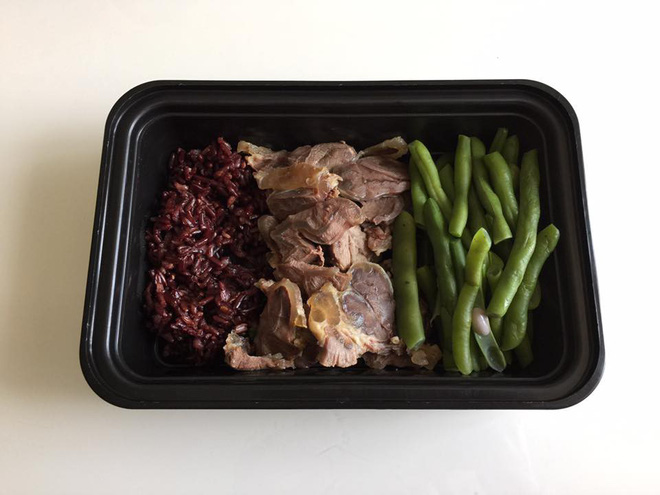 20 thực đơn giảm cân có gạo lứt theo chế độ ăn Eat Clean giúp bạn có được bụng phẳng, tự tin chào hè - Ảnh 19.