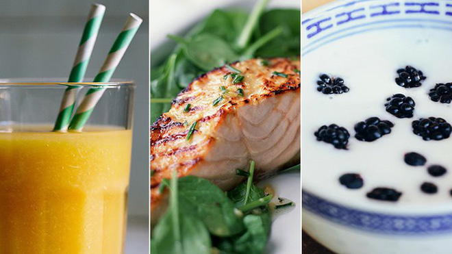 Nếu muốn ngăn ngừa rối loạn rụng trứng để nhanh có con hãy chăm ăn những thực phẩm này - Ảnh 5.