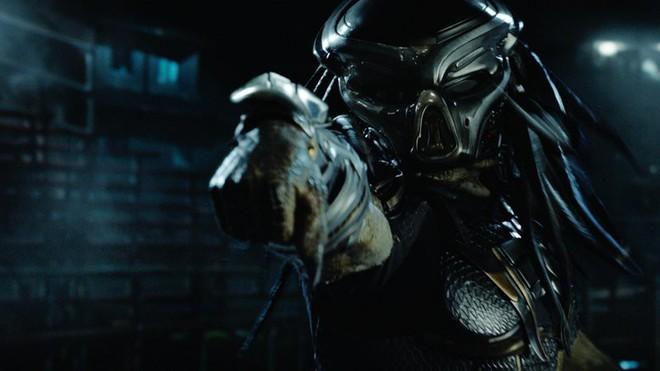 Quái vật vô hình Predator trở lại đầy kinh hoàng - Ảnh 2.