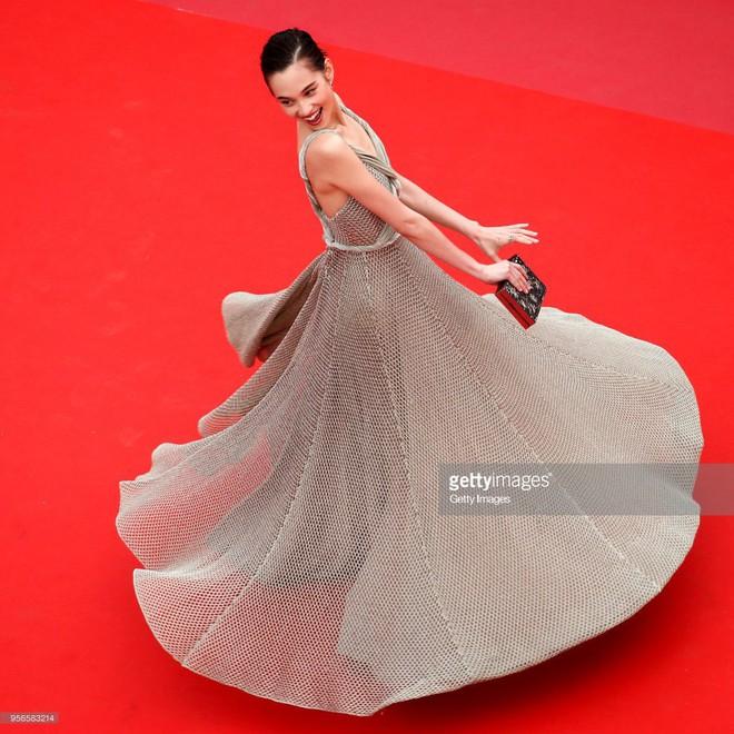Không phải Phạm Băng Băng, đây mới là mỹ nhân châu Á có những khoảnh khắc thần sầu nhất tại thảm đỏ Cannes - Ảnh 12.