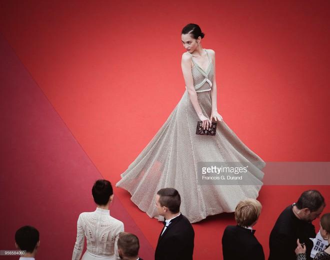 Không phải Phạm Băng Băng, đây mới là mỹ nhân châu Á có những khoảnh khắc thần sầu nhất tại thảm đỏ Cannes - Ảnh 15.