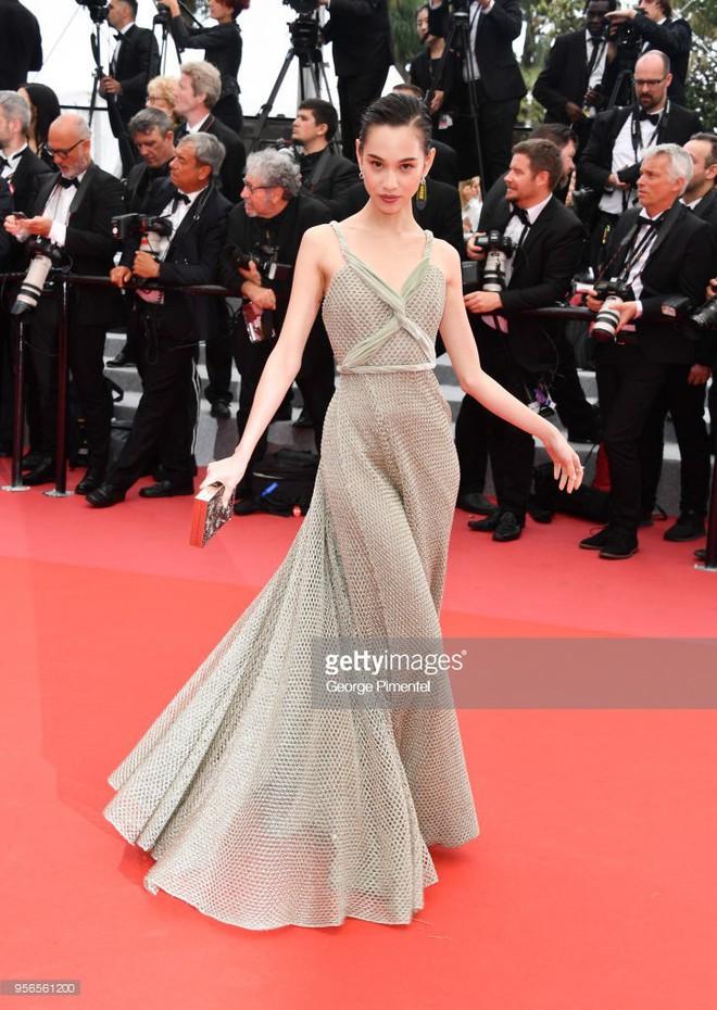 Không phải Phạm Băng Băng, đây mới là mỹ nhân châu Á có những khoảnh khắc thần sầu nhất tại thảm đỏ Cannes - Ảnh 3.