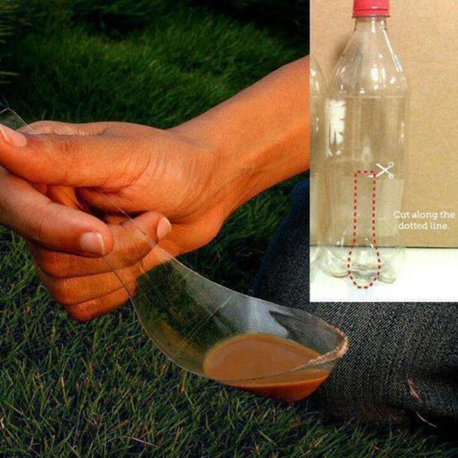Muôn vàn cách tái chế đồ dùng độc đáo, hay ho từ chai nhựa bỏ đi - Ảnh 23.