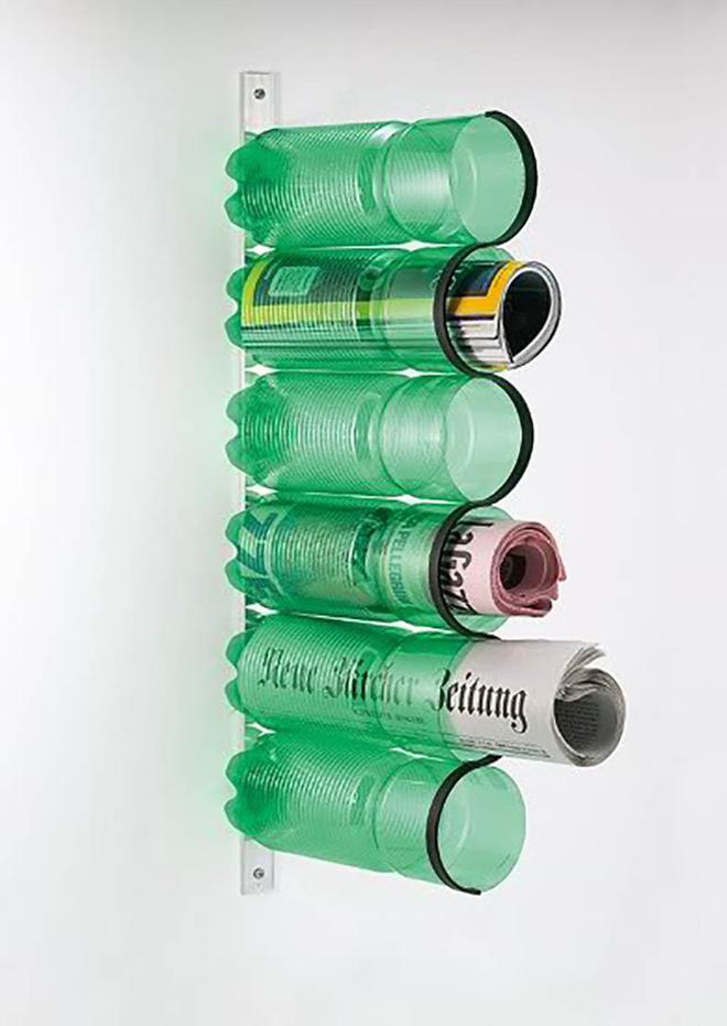 Muôn vàn cách tái chế đồ dùng độc đáo, hay ho từ chai nhựa bỏ đi - Ảnh 24.