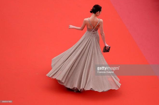 Không phải Phạm Băng Băng, đây mới là mỹ nhân châu Á có những khoảnh khắc thần sầu nhất tại thảm đỏ Cannes - Ảnh 5.