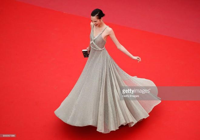 Không phải Phạm Băng Băng, đây mới là mỹ nhân châu Á có những khoảnh khắc thần sầu nhất tại thảm đỏ Cannes - Ảnh 9.