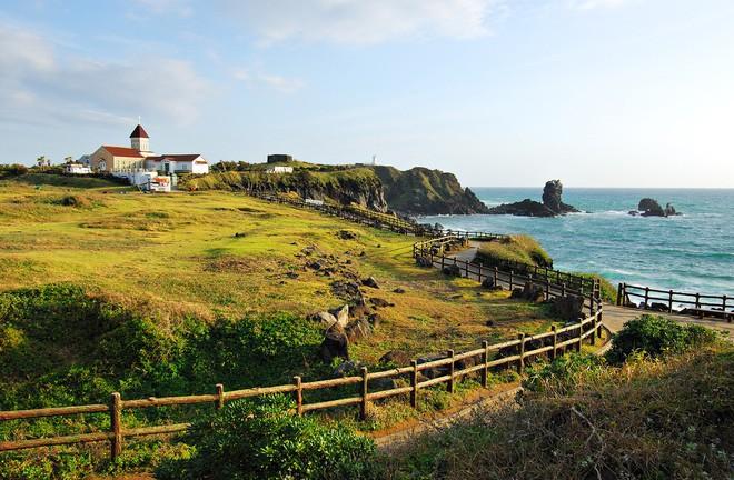 Vì sao du khách mê đảo Jeju như điếu đổ - Ảnh 7.