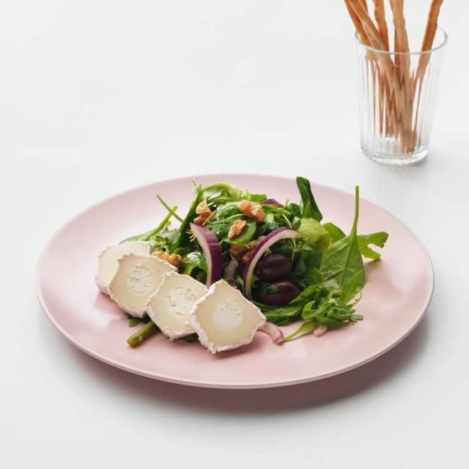 Những mẫu đĩa sứ thanh lịch cho bữa ăn ở nhà sang như khách sạn 5 sao - Ảnh 13.