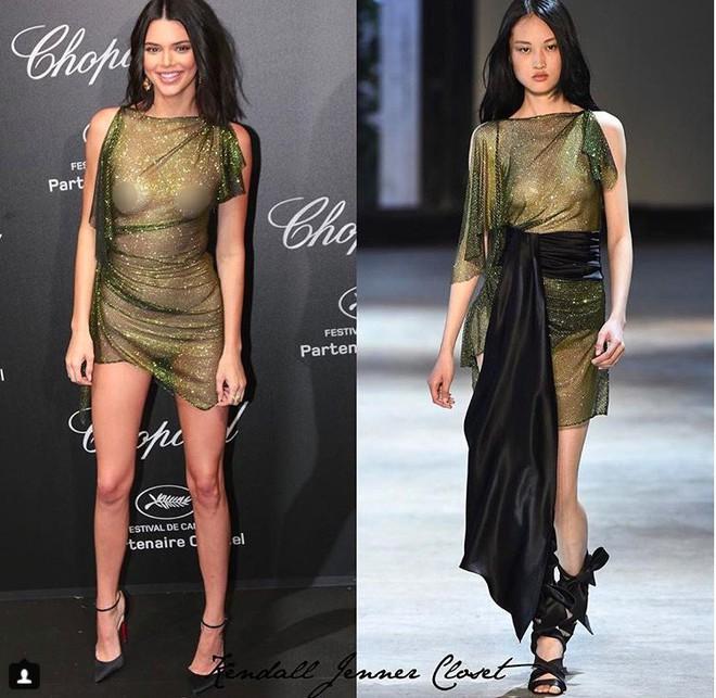 Hai lần xuất hiện tại Cannes 2018, Kendall Jenner đều mặc mà như không nhưng khuôn mặt đơ cứng của cô mới khiến công chúng chú ý nhất - Ảnh 6.