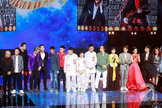 Vượt mặt học trò Hồ Hoài Anh, nhóm Lộn xộn trở thành Quán quân Sing my song 2018 - Ảnh 1.