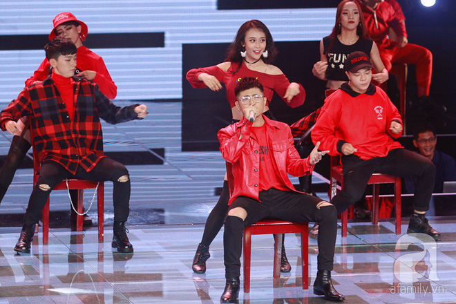 Vượt mặt học trò Hồ Hoài Anh, nhóm Lộn xộn trở thành Quán quân Sing my song 2018 - Ảnh 12.