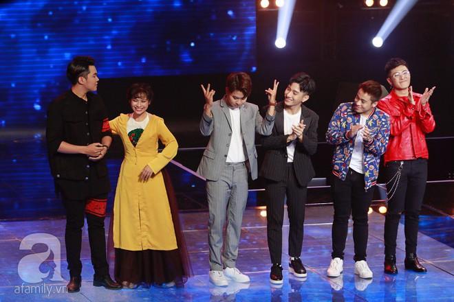 Vượt mặt học trò Hồ Hoài Anh, nhóm Lộn xộn trở thành Quán quân Sing my song 2018 - Ảnh 17.