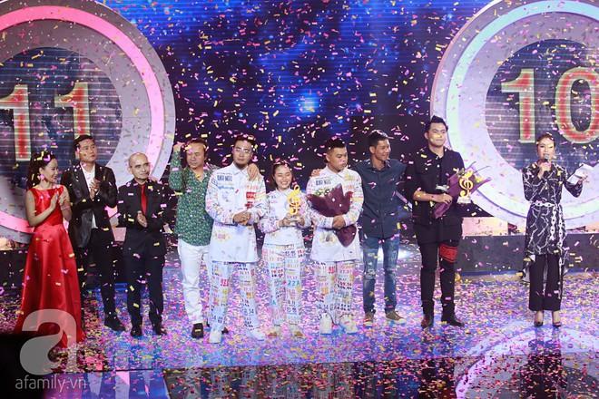 Vượt mặt học trò Hồ Hoài Anh, nhóm Lộn xộn trở thành Quán quân Sing my song 2018 - Ảnh 4.