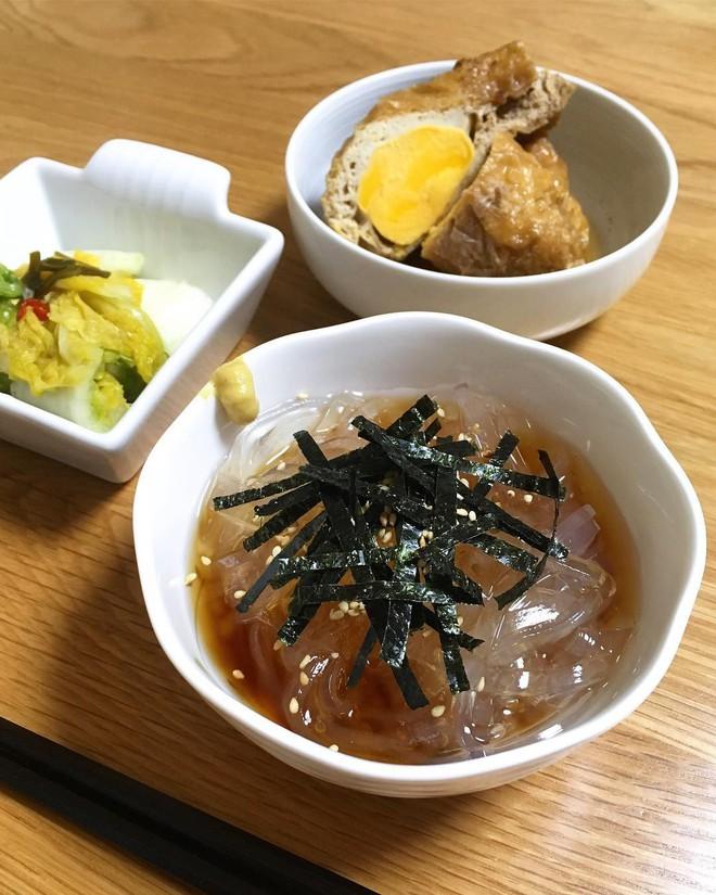 Món mì thạch hơn 1.000 năm tuổi rất được lòng người Nhật Bản khi hè về - Ảnh 7.