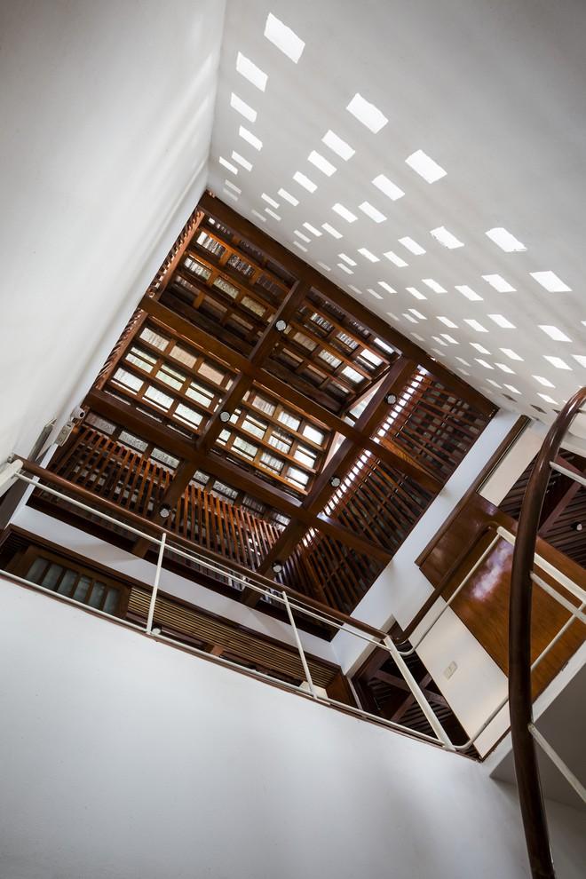 Ngất ngây với vẻ đẹp của ngôi nhà 3 tầng đậm chất kiến trúc Nhật Bản ở Vĩnh Phúc - Ảnh 10.