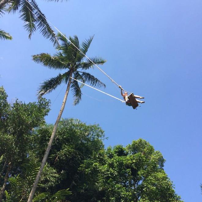 Bali Swing - trò đánh đu đẹp tựa thiên đường nhưng ẩn chứa vô vàn nguy hiểm - Ảnh 2.